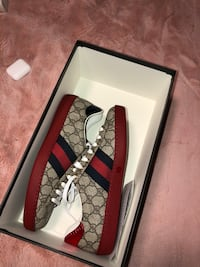 AUTHENTIC Gucci sneakers Vaughan, L4K