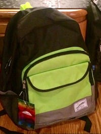 Trailmaker green backpack, new with tag, 2 available  Springfield, 65802