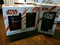 Star wars collectors cups  Silver Spring