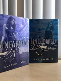 Unearthly and Hallowed set Alexandria, 22304