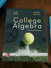 college algebra 2nd edition Sherman, 75092