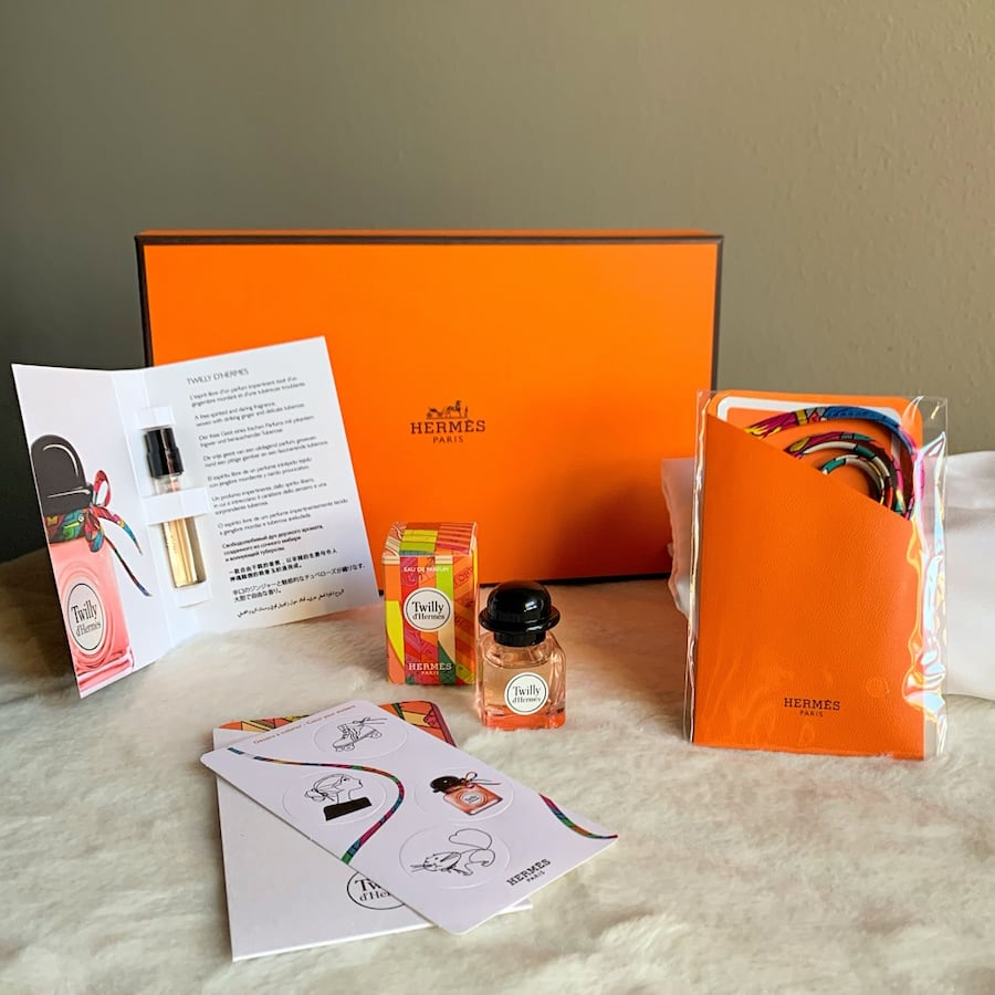 Hermes Twilly Gift Set