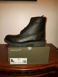 Brand new 6 inch premium leather Mens Timberlands 732 km