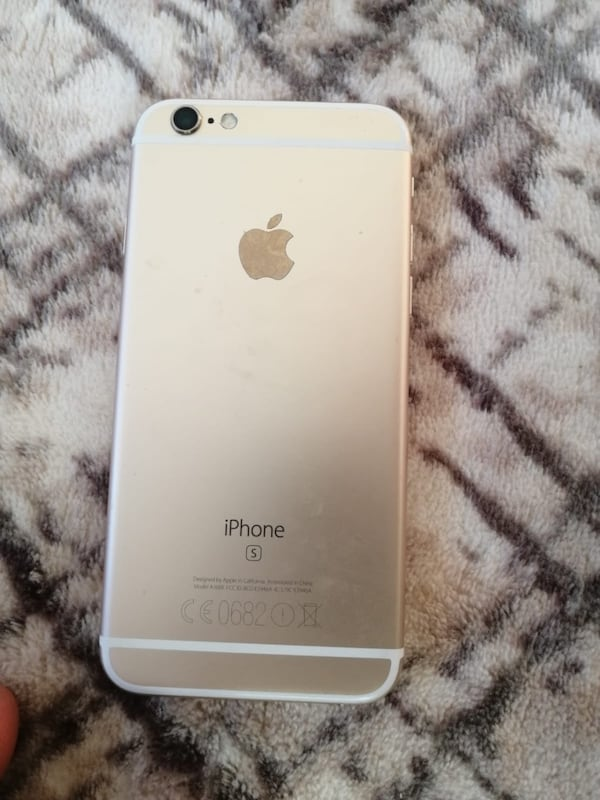 Iphone 6 s gold 2