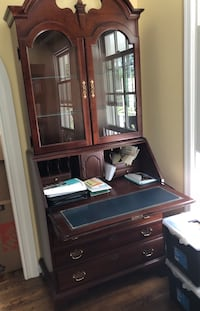 Solid Cherry Queen Anne Secretary Desk Centreville, 20120