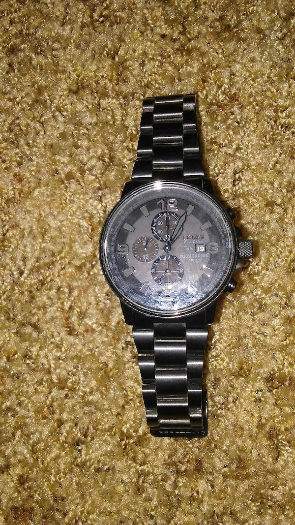 Used Citizen Eco Drive Nighthawk Wr200 For Sale In Layton Letgo