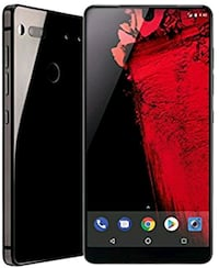 Unlocked Essential Phone running Android 10 128gb