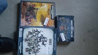 Warhammer 40k Ork sets, unopened $285 msrp value