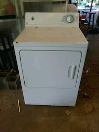 white front-load clothes washer Memphis, 38122