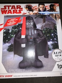 Darth Vader inflatable Newmarket, L3Y