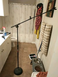 Microphone stand with boom Manvel, 77578