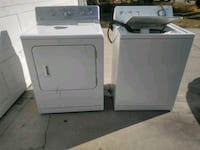 white washer and dryer set Nampa