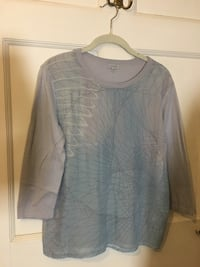 2 silk blend Jigsaw tops  Edinburgh, EH3