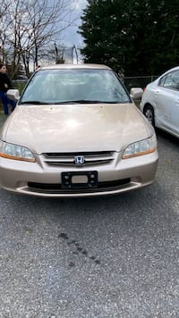 2000 Honda Accord LX Rosedale