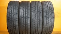2 OR 4 used tires 195/65/15 DOUGLAS ALL-SEASON Tampa, FL, USA