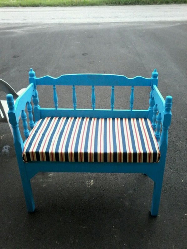 Amazing A Bench Made From A Bed Frame It Sit Really Nice Gamerscity Chair Design For Home Gamerscityorg
