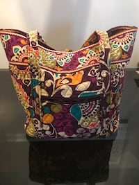 Large Vera Bradley Tote Knoxville, 37912