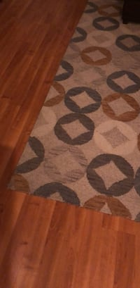 Crate & Barrel Area Rug 6x9 San Jose, 95126