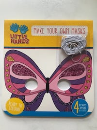 Make Your Own Masks < Butterfly > Hougang, 530971