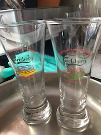 Wine and beer glasses - total of 6 Milpitas, 95035