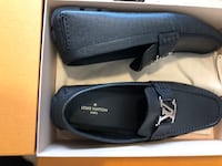 Brand New Men's Black Louis Vuitton Loafer!!