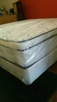 King size bed set can deliver pillow top new  Spring Hill, 34609