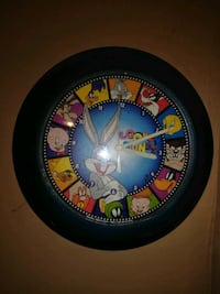 Bugs Bunny loony tune clock South Gate, 90280