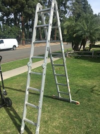 Krause multi-foldable ladder  Garden Grove, 92840