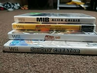 Wii Games - Come together Abbotsford, V4X 2N8
