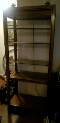 I have 2 glass book shelves  Germantown, 20874
