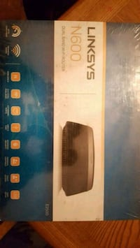 Linksys Router (Brand new)  Queens Village, 11429