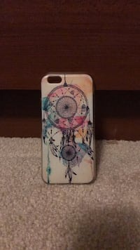 white and pink floral iPhone case Whitchurch-Stouffville, L4A 3K4
