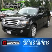 2013 Ford Expedition EL Limited Shelton, 98584