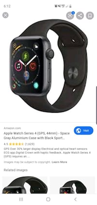 Iphone watch 44MM seies 4