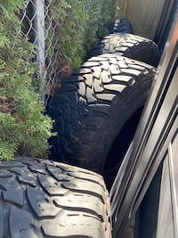 Toyo country tire 40+15.5
