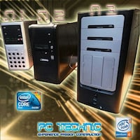 3 Pc Intel Core2 Duo Apricena, 71011