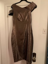 Ted Baker New Years gold dress size 3 Toronto, M5M 1S7