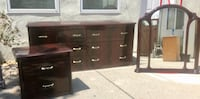 Bedroom set only $40 must go today