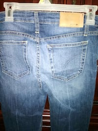 blue denim True Religion jeans Vaughan, L4L 6S2