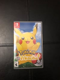 Pokémon Let's Go Pikachu  Washington, 20010