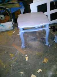 white wooden table with chair Newark, 43055