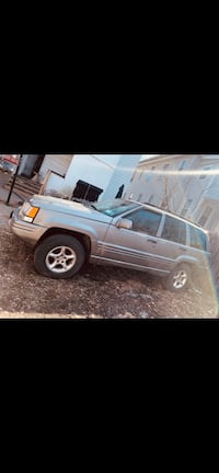 1998 Jeep Grand Cherokee (O)5.9 LIMITED 4WD Schenectady