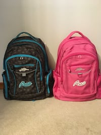 2 ROOTS Backpacks  Lincoln, L0R
