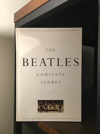 The Beatles complete scores 41 km