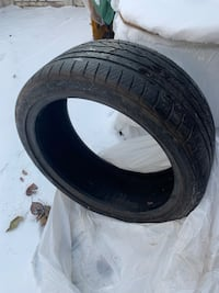 Dunlop sport 225/40 R18 all season tire 80% Calgary, T3N 0T8