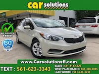 2015 Kia Forte LX West palm beach , 33415