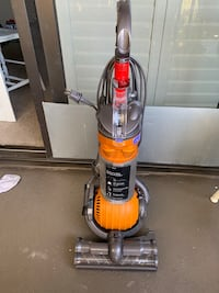 red and black upright vacuum cleaner Marina del Rey, 90292