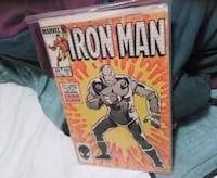 Iron Man issue 191 comic book