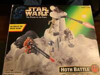 NEW Star Wars Hoth Battle playset  Victorville, 92392