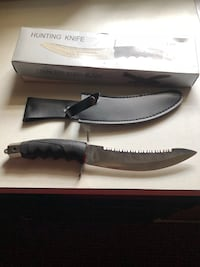 Stainless Steel  Hunting Knife 353 mi